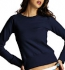 Continental Clothing Raglan Sweatshirt navy