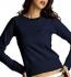 Continental Clothing Raglan Sweatshirt navy