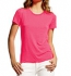 Continental Clothing Ultra-Fine Fluorescent T-Shirt neonpink