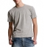Continental Clothing Melange Jersey T-Shirt graumeliert