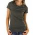 Earth Positive Organic Slim-Fit T-Shirt dark grey