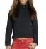 Continental Clothing Unisex Standard Fitted Sweatshirt - schwarz
