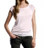 Continental Clothing Bamboo Raglan T-Shirt weiss