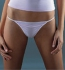 Continental Clothing String Thong - String Tanga weiss