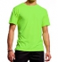 Continental Clothing Ultra-Fine Fluorescent T-Shirt neongrün