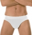 Hanes Stretch Cotton Brief - Slip weiss