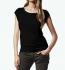 Continental Clothing Bamboo Raglan T-Shirt schwarz