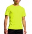 Continental Clothing Ultra-Fine Fluorescent T-Shirt neongelb