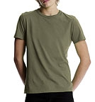 Continental Clothing Slim-Fit Jersey T-Shirt olive