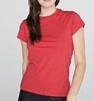 Bella Organic Cotton Jersey T-Shirt rot