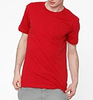 THOKKTHOKK Fairtrade T-Shirt aus Biobaumwolle - rot