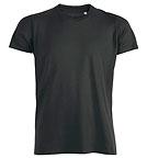 Stanley & Stella Stanley Rides - Slim-Fit T-Shirt aus Bio-Baumwolle - mattsch...