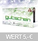 grundstoff 5,- EUR Geschenkgutschein - neutrales Design