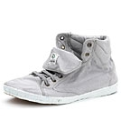 Natural World Bota Sport Cuello - Sneakers aus Bio-Baumwolle - gris