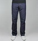 Bleed Organic Cotton Jeans - Classic Fit - dark denim