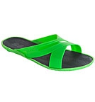 Boombuz Yumo Swimsuit - 100% nachhaltige Männer Sandale - grün