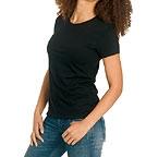 Neutral Organic Classic T-Shirt Fairtrade schwarz