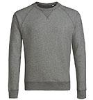 Stanley & Stella Stanley Strolls - Sweatshirt aus Bio-Baumwolle - mid-h. grey