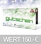 grundstoff 150,- EUR Geschenkgutschein - neutrales Design