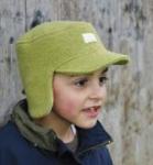 Pickapooh - Mütze Carl Walk grün, kbT - Gr. 50