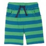 Frugi - Kleinkind Shorts blau-grün, kbA