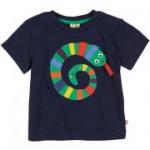Frugi - Kleinkind T-Shirt Schlange, kbA