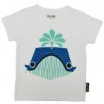 Coq en Pâte - T-Shirt Wal, beidseitiger Print, GOTS