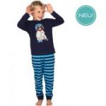 Frugi - Schlafanzug Astronaut, kbA
