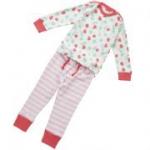 Piccalilly - Schlafanzug Erdbeere, kbA