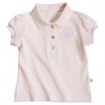 Liegelind - Mädchen-Poloshirt rosa, kbA