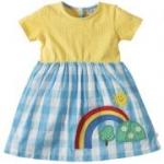 Frugi - Sommerkleid Regenbogen, kbA