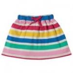 Frugi - bunter Rock mit Shorts, kbA
