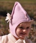 Pickapooh - Baby-Mütze Marie Walk rosa, kbT - Gr. 44