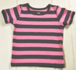 Katvig - T-Shirt grau-pink, kbA