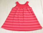Katvig - Sommerkleid fuchsia-pink, kbA