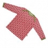 loud + proud - Langarm Unterhemd/Shirt Wal pink, kbA