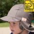 Pickapooh - Kindermütze Tom khaki UV-Schutz 80, kbA