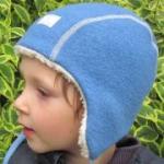 Pickapooh - Mütze Jan Walk blau, kbT und kbA, Gr. 42