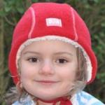 Pickapooh - Mütze Jan Fleece rot, kbT und kbA