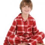 Kite Kids - Pyjama rot, kbA