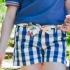 Kite Kids - Mädchen-Shorts mit Stoffgürtel, kbA