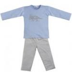 Cotton People Organic - Sommerschlafanzug Dino, kbA