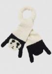 Panda Scarf