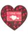 """I LOVE YOU"" - Zartbitterschokolade"