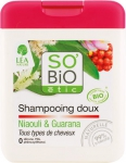 SO?Bio étic Shampoo mit Niaouli & Guarana