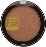 SO?Bio étic Compact Powder - 03 terre bronzing powder