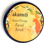 Akamuti Sweet Orange Facial Scrub