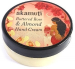 Akamuti Buttered Rose & Almond Hand Cream