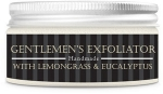 Gentlemen's Exfoliator with Lemongrass & Eucalyptus