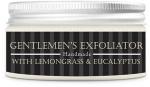 Gentlemen's Exfoliator with Lemongrass & Eucalyptus